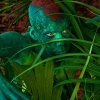 Tief im Dschungel... (Bodypaint by Kai)